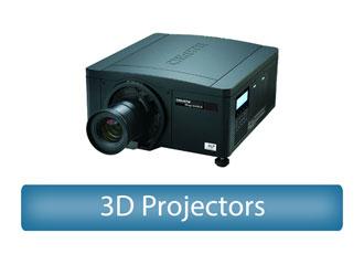 3D Projectors Rental