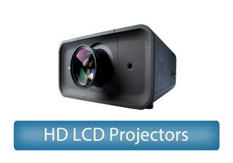 HD LCD Projectors Rental