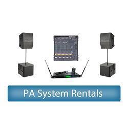 PAsystemrentals