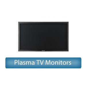 Plasma TV Monitors Rental